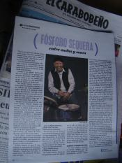 Revista Paréntesis, Diario El Carabobeño