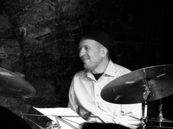 Tocando en Jazzkeller Frankfurt (2015)