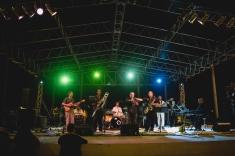 Con UC Jazz, Festival de Jazz Naguanagua 2016